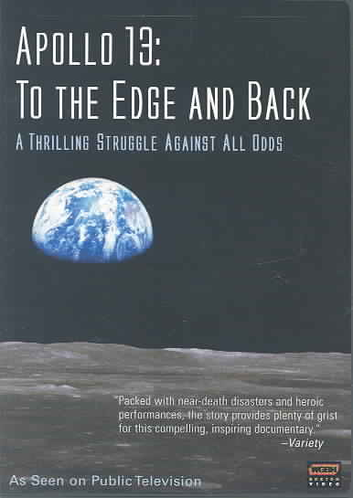 APOLLO 13:TO THE EDGE AND BACK BY BUCKNER,JOEL (DVD)