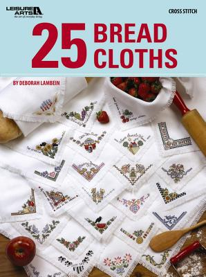25 Bread Cloths By Lambein, Deborah